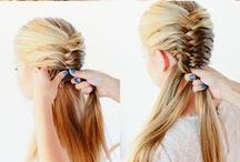 Hairstyles / by Rinc Z Wangchuk