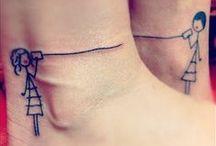 crafty tattoos, hell yeah! / by Laura Birkenlichtung