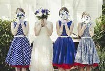 Brides & Bridesmaids / by Wedding Guide Asia (WGA)