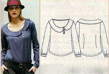 blouses / by Laura Birkenlichtung