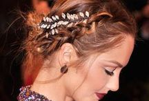 style: hair for nighttime / by Ida