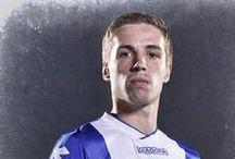 Mitch Hancox / by Birmingham City Football Club