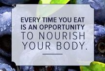 Healthy eating / by Brittni Olivero