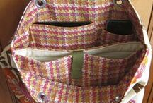 Bags of all kinds (Sewing tutorials) / by Laura Birkenlichtung