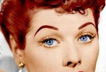 Lucille Ball / Lucille Ball was an American comedian, model, film and television actress and studio executive. She was star of the sitcoms I Love Lucy, The Lucy–Desi Comedy Hour, The Lucy Show, Here's Lucy and Life ... Wikipedia yeap wiki... / by Speranza Phillips