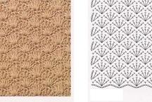 Stitches & Techniques for Crochet / Techniques, stitch patterns, etc. / by Trixie Vallient