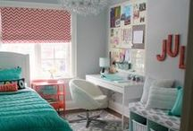 Interior Design: Kids Bedrooms / by Renee Smith