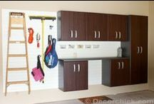 Garage Space / by Renee Smith