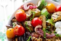 Recipes - Veggie love / by Anna Cunningham