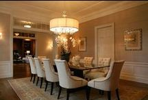 Interior Design: the Dining Room / by Renee Smith