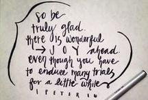 Thoughtful / by KayLa Brumbeloe