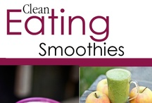Clean Eating Smoothies / Delicious clean & healthy smoothies to get your morning off to a nutritious and delicious start. / by The Gracious Pantry (Tiffany McCauley)