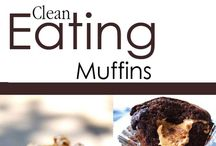 Clean Eating Muffin Recipes / You'll never know these muffins are healthy! / by The Gracious Pantry (Tiffany McCauley)