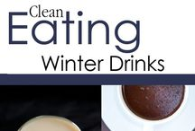 Clean Eating Winter Drinks / Warm, wonderful, good-for-you drinks that will keep you smiling all winter. / by The Gracious Pantry (Tiffany McCauley)