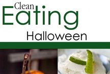 Clean Eating Halloween Recipes / Clean and healthy Halloween recipes. They'll never guess it isn't junk food! / by The Gracious Pantry (Tiffany McCauley)