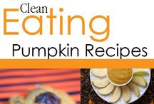 Clean Eating Pumpkin & Pumpkin Spice / Pumpkin is so healthy for you! Here's how to make sure you include it in your eating plan AND enjoy it! / by The Gracious Pantry (Tiffany McCauley)