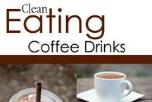 Clean Eating Coffee Drinks / Your morning coffee doesn't have to do in your eating plan! / by The Gracious Pantry (Tiffany McCauley)