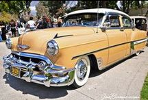 Cool Rides / cars, mopeds, trucks, etc. / by Kathy Golden