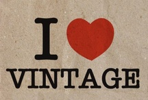 Vintage / by Hot Topics