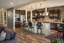 Craveable Kitchens / Channel your inner chef / by Maracay Homes