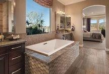 Better Bathrooms / Perfect powder rooms  / by Maracay Homes