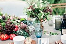 Fall Weddings by Pottery Barn / by Pottery Barn