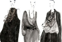 Fashion Drawings / by Hot Topics
