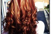 Hair / by Paige Elizabeth Duffney