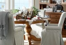 Coastal Christmas by Pottery Barn / Inspiration for a magical Christmas by the sea. / by Pottery Barn