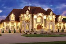 Luxury Homes and Interior / by Tim Treadway