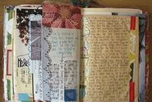 Doodles, Smashbooking & Art Journal Ideas / by Donna Reynolds