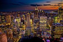 New York State of Mind / by Sherri McMorrow