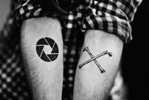 tatoos / by Edouard Nicoleau