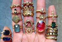 Jewelry / by Lucinda Huff