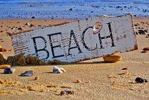 Beach / by Lucinda Huff