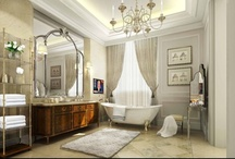 Bathrooms / by Barbara Camp