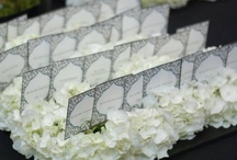 Escort and Place Cards / by PRI Productions