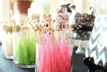Dessert Table - Candy Bar / by PRI Productions