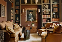 Desks, Studies and Libraries / by Barbara Camp
