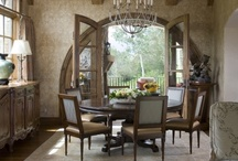 Dining Rooms / by Barbara Camp