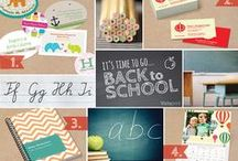 Back To School / Although back to school means the end of summer, there are many ways that Vistaprint can help equip you for the new school year and make the transition back a bit more fun.  / by Vistaprint