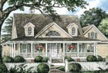 House plans / by Johnny-Tina Quinn