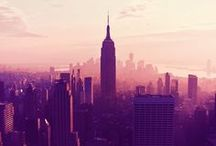 City That Never Sleeps / An ode to New York City, my hometown. / by Erica S.