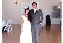 Brides + Grooms / A couple on their wedding day is always in style  / by Number 9 Photography