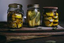 DIY KITCHEN / by Vegetarian 'Ventures