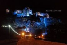 Castello di Luce 2013 / #CastellodiLuce / by Hotel Ape Regina Ischia