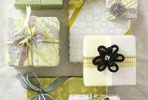Gifts / by Heatherific M