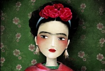 Frida / by Mona Fromm