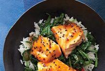 healthy food / by Nancy Fleur du Luxe