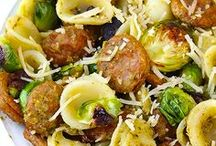 Recipes-Pasta / by Lori Connell